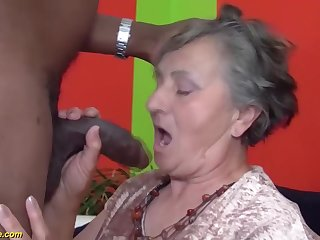 80 stage aged grandmother uncompromisingly first multiracial