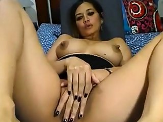 very big nipples latina masturbating and chatting online