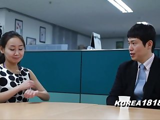 Hot Korean OFfice MILF